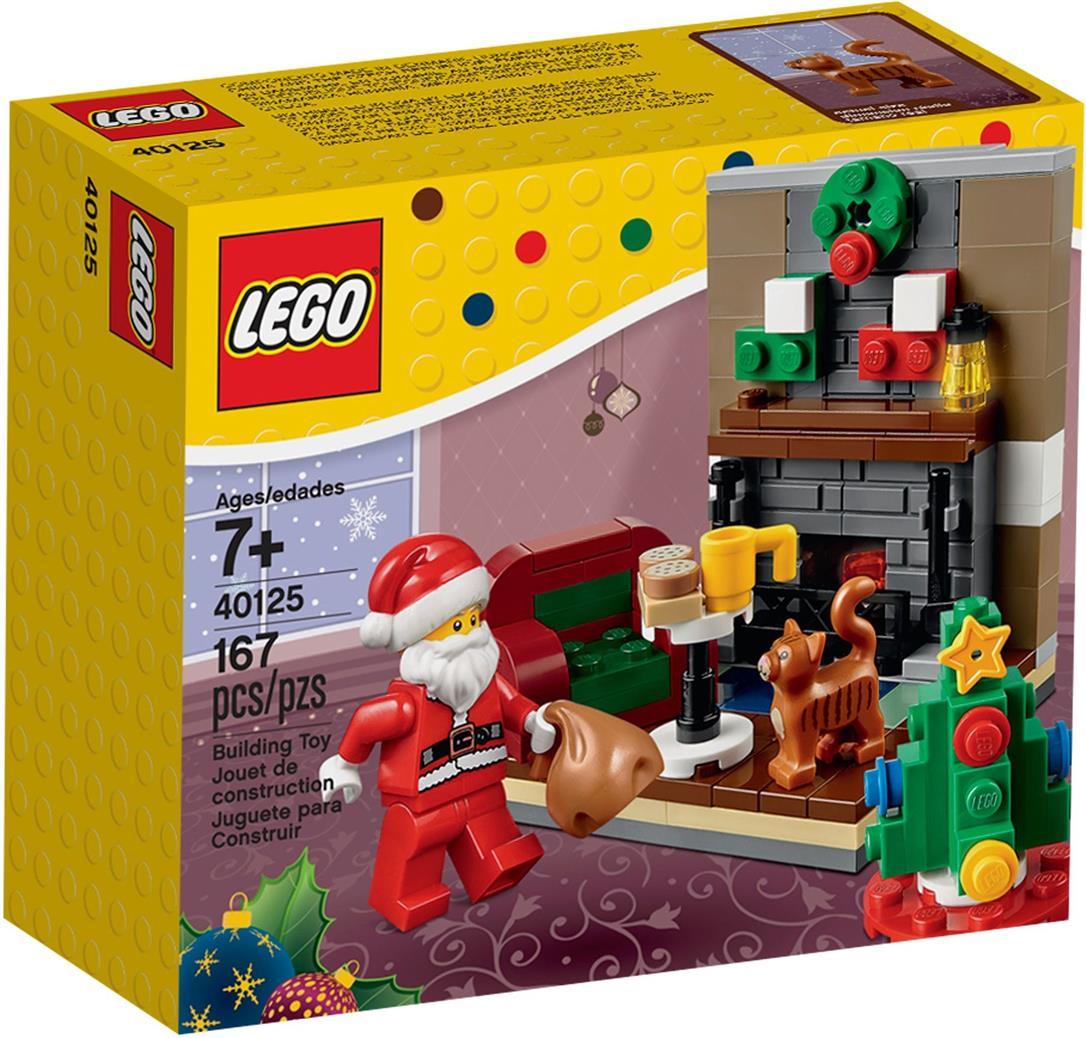 LEGO 40124 Christmas / Holiday San (end 11/10/2018 10:15 PM)