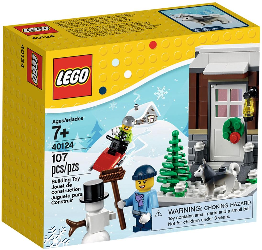 LEGO 40124 Christmas / Holiday Win (end 11/10/2018 10:15 PM)