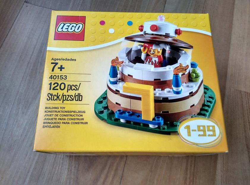 Lego 40153 Birthday Cake