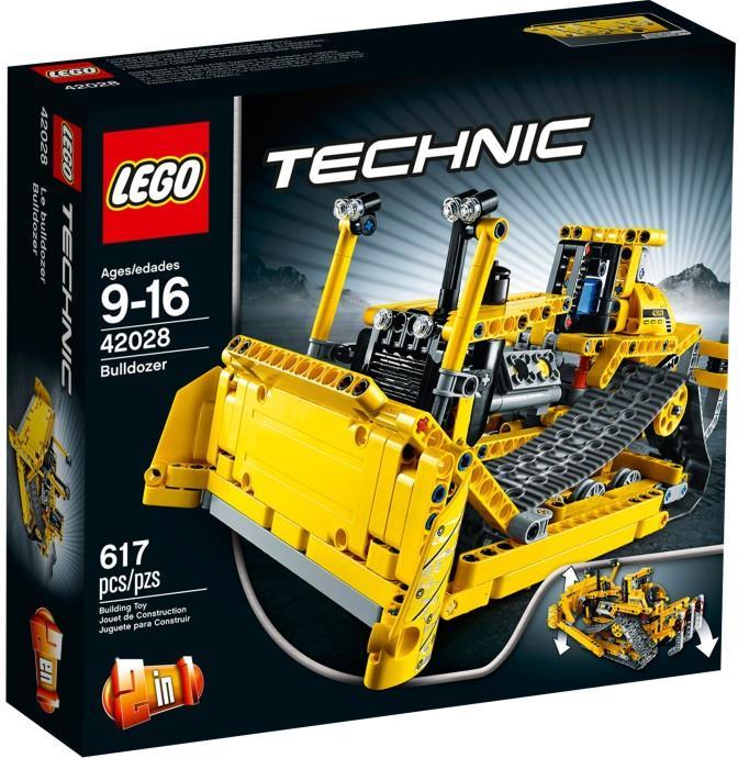 lego 42028 technics bulldozer new mi end 7 23 2019 8 15 pm. Black Bedroom Furniture Sets. Home Design Ideas