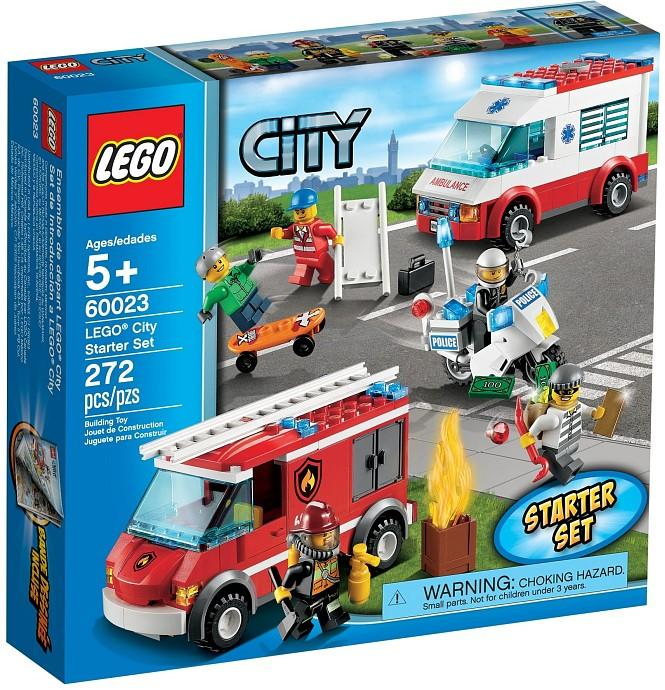 LEGO 60023 City Town City Starter Se (end 7/12/2019 5:15 PM)