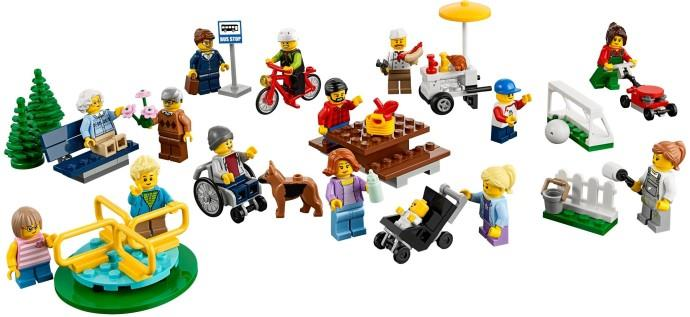Lego 60134 City Fun in the Park - City People Pack NEW