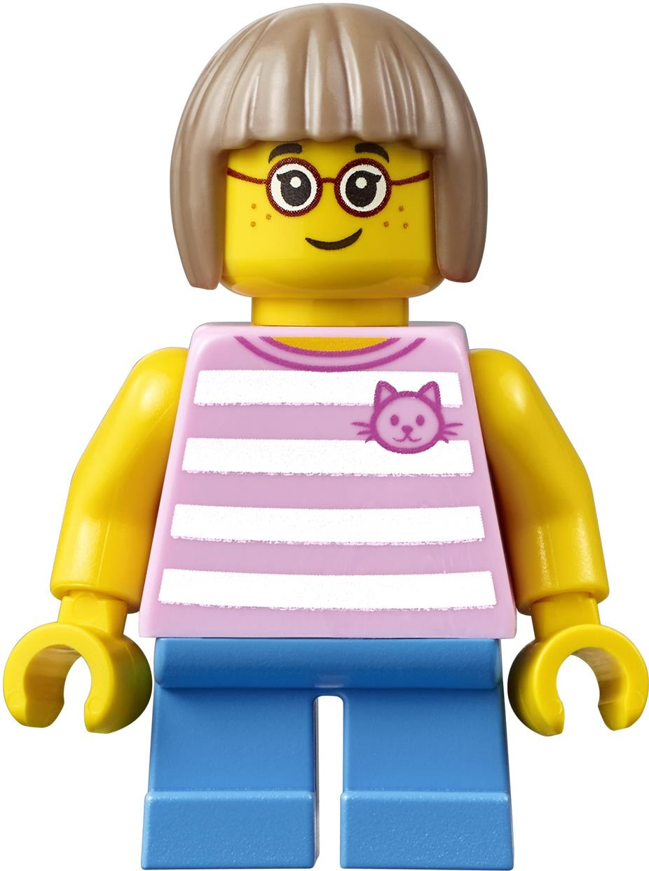 Little Kid Legos