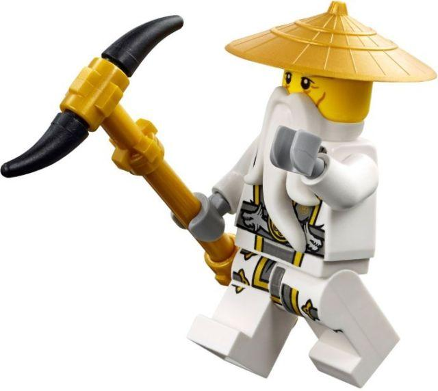 Lego 70734 ninjago sensei wu minifigu end 8 1 2019 6 15 pm - Ninjago sensei wu ...