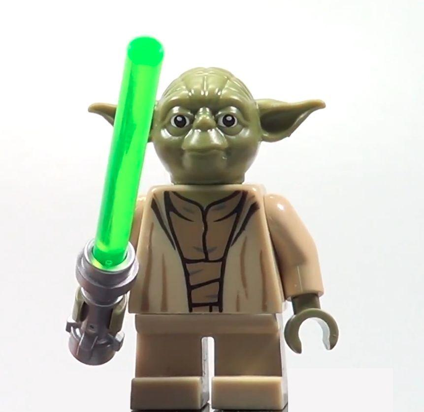 LEGO 75017 Star Wars Jedi Master Yo (end 10/15/2017 2:15 PM)