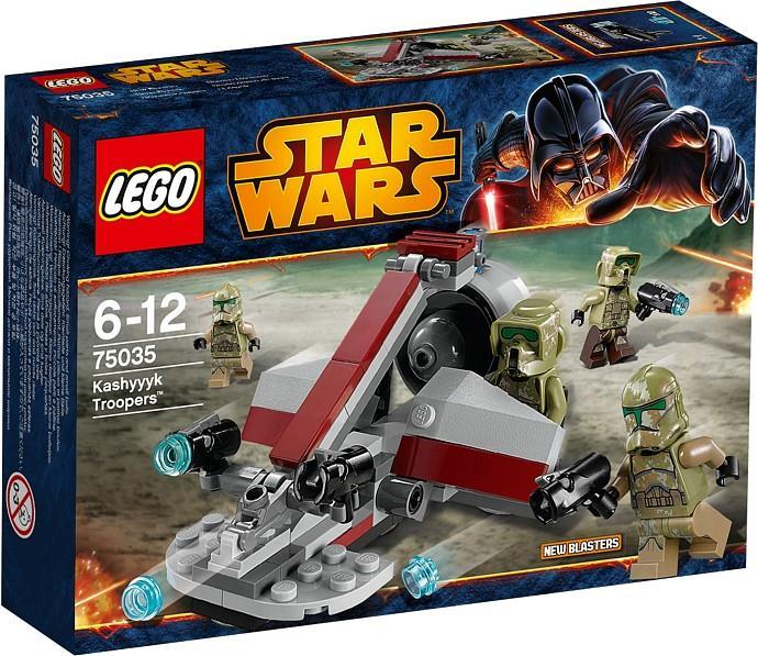 LEGO 75035 Star Wars Kashyyyk Troope (end 2/18/2019 7:15 PM)