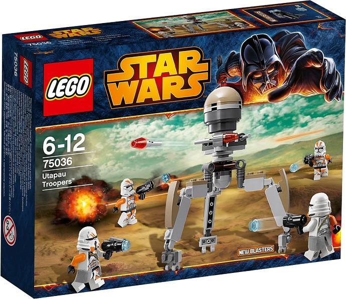 LEGO 75036 Star Wars Utapau Troopers (end 2/18/2019 7:15 PM)