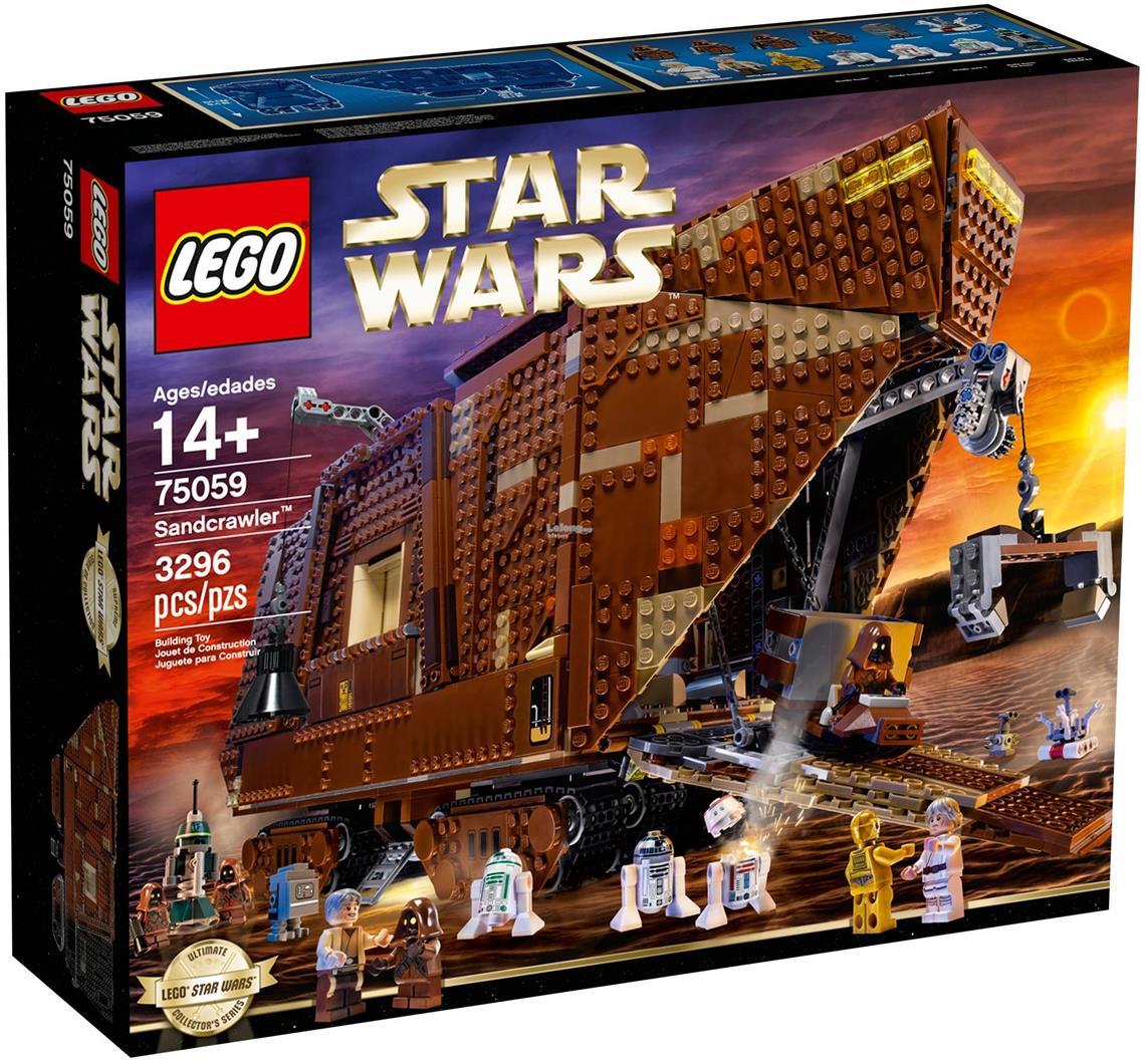 Lego 75059 Star Wars Ucs Sandcrawler End 1152019 949 Am