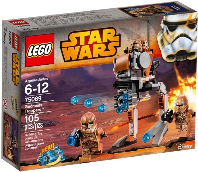lego 75089 star wars geonosis troop (end 8/11/2018 11:15 pm)