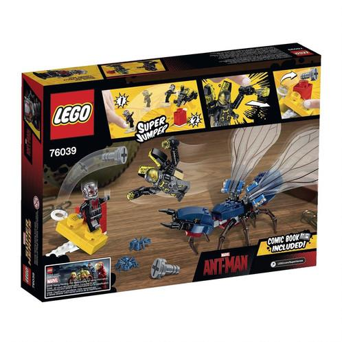 NEW LEGO Animal set 76039 Ant-Man Final Battle Land Ant Dark Blue x 5