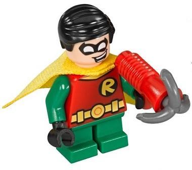 LEGO 76062 DC Super Heroes Robin Minifigure NEW. ‹ ›