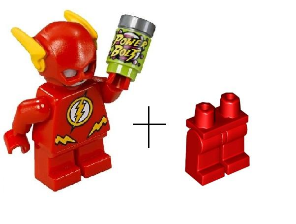 LEGO 76063 Marvel Super Heroes Flash Minifigure. U2039 U203a