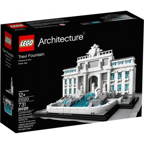 lego architecture 21020 trevi founta (end 6/30/2015 6:55 pm)