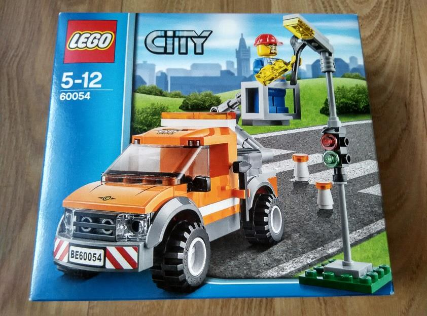 Lego City 60054 Light Repair Truck. ‹ ›