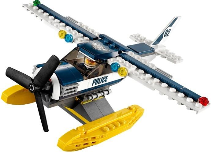 Lego City Police Water Plane Only P End 452019 915 Am