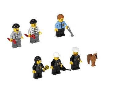 Lego City Town Complete 7498 Police End 9262020 615 Pm