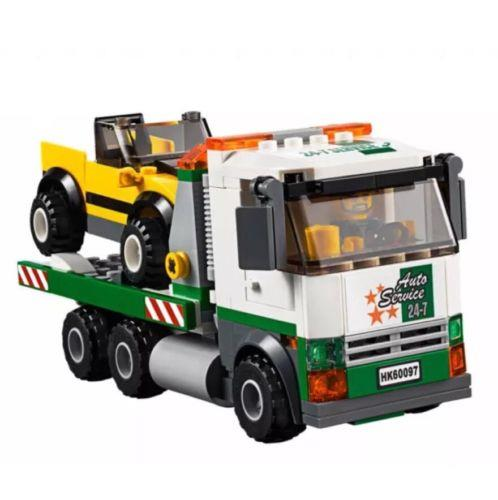 LEGO City Town TOW TRUCK Only + Driv (end 8/17/2019 9:15 AM)