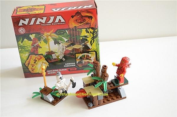 Lego Ninja Toys : Lego compatible bela block brick toy end am