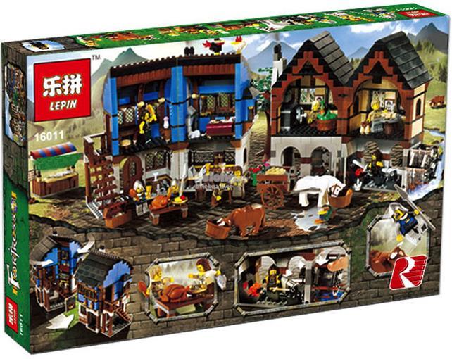 LEGO Compatible brick Castle Mediev (end 7/24/2018 10:15 PM)