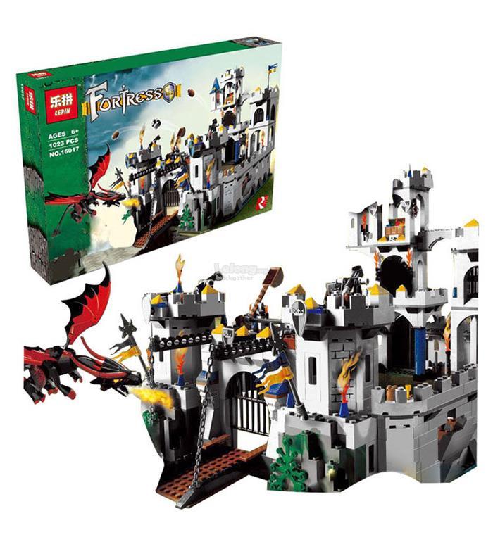 Lego Compatible Brick Kings Castle End 7262018 1015 Am