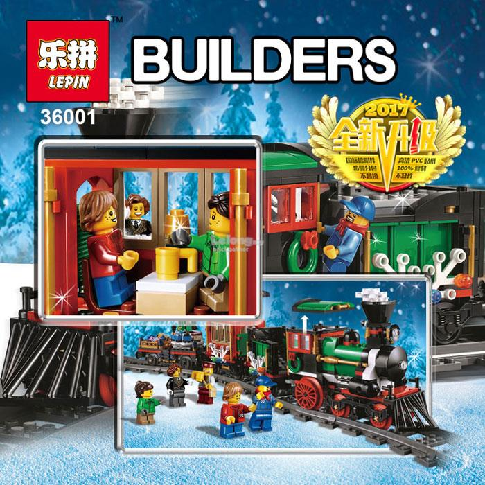 LEGO Compatible The Christmas Winte (end 7/21/2018 11:15 PM)