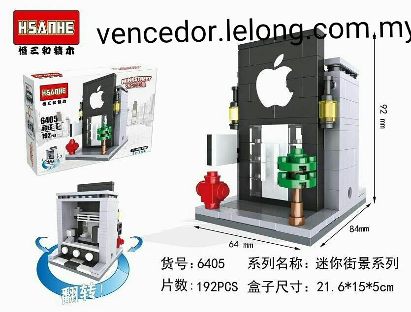 Lego Compatible HSANHE 6405 DIY Min (end 11/22/2018 8:58 PM)