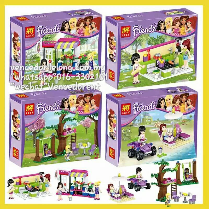 Lego Compatible LELE 79192 New Frien (end 6/11/2018 6:52 PM)