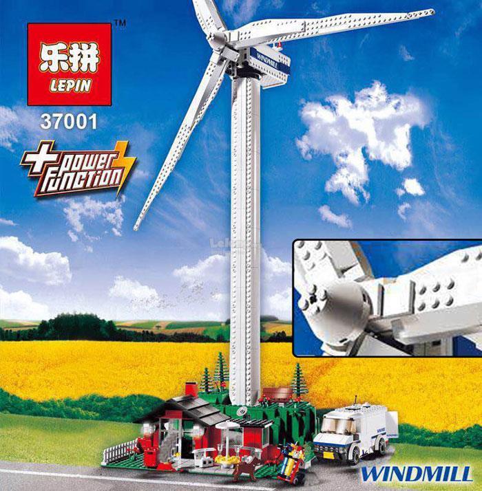 LEGO Compatible Vestas Wind Turbine 37001