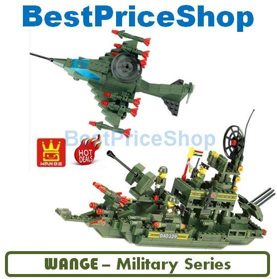 LEGO compatible - WANGE Military War (end 8/20/2018 2:43 PM)