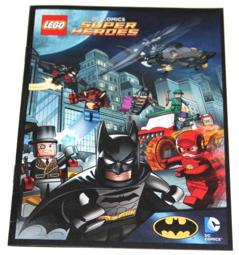 LEGO DC Super Heroes Batman Comic Bo (end 2/26/2019 1:15 AM)