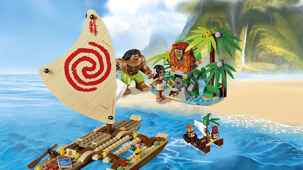 Lego Disney Princess 41150 Moana''s (end 4/28/2020 1:13 AM)