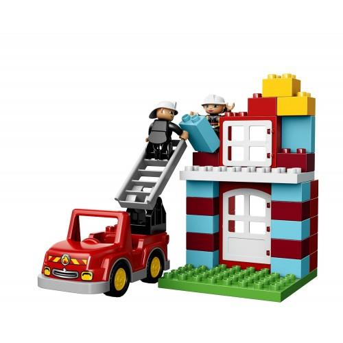 LEGO DUPLO 10593 FIRE STATION : NEW (end 3/17/2017 2:20 PM)