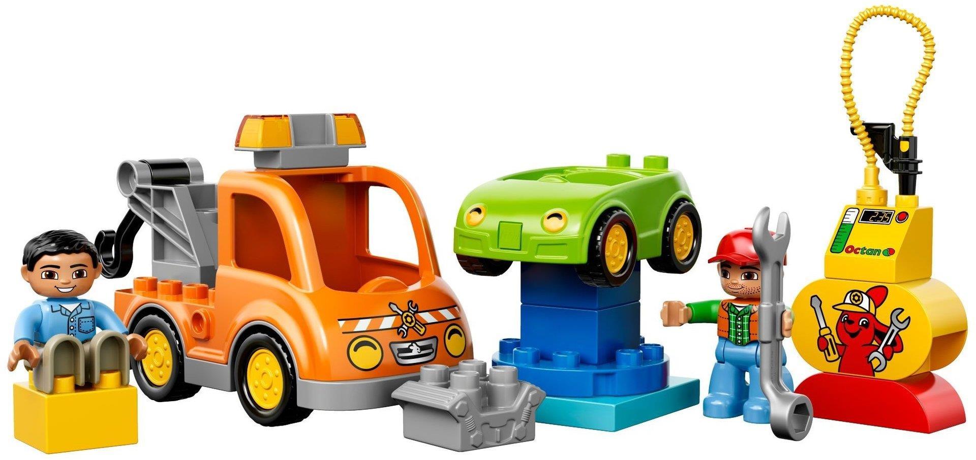 LEGO DUPLO - Tow Truck (10814)