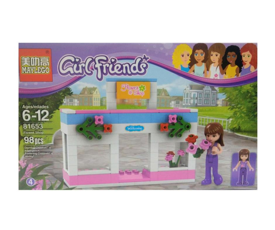 Lego Friends/Block/Puzzle/Toys For K (end 11/2/2018 1:08 PM)
