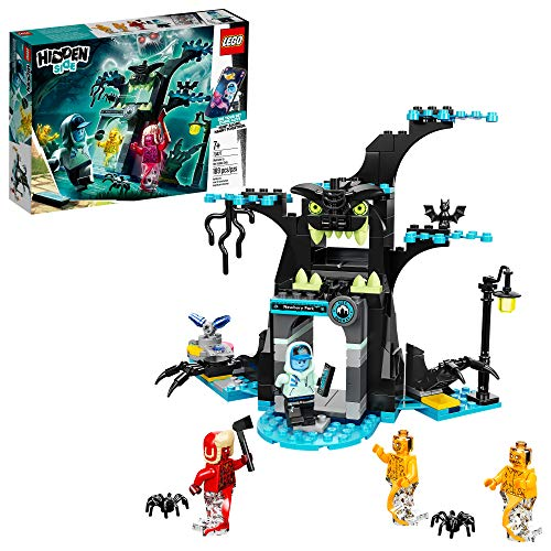 LEGO Hidden Side Welcome to The Hidden Side 70427 Ghost Toy, Cool Augmented Re