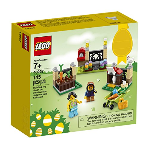 LEGO Holiday Easter Egg Hunt Building Kit (145 Pieces)