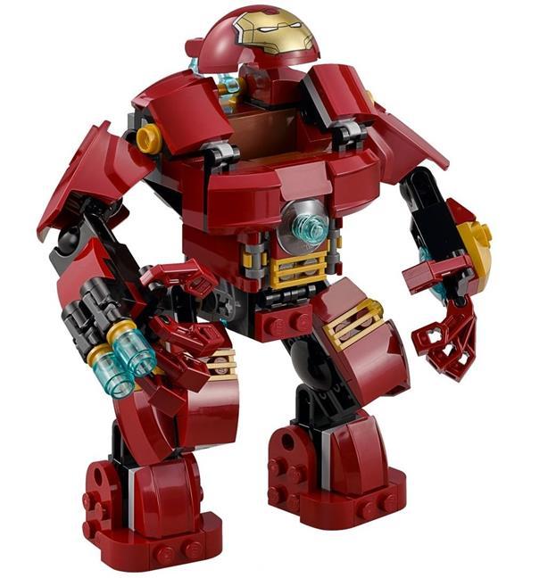 LEGO Marvel Super Heroes Avengers Hu (end 3/7/2019 12:15 PM)