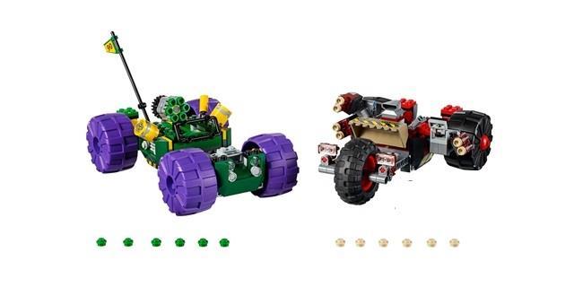 Lego Marvel Super Heroes Hulks Vehi End 2222020 715 Am