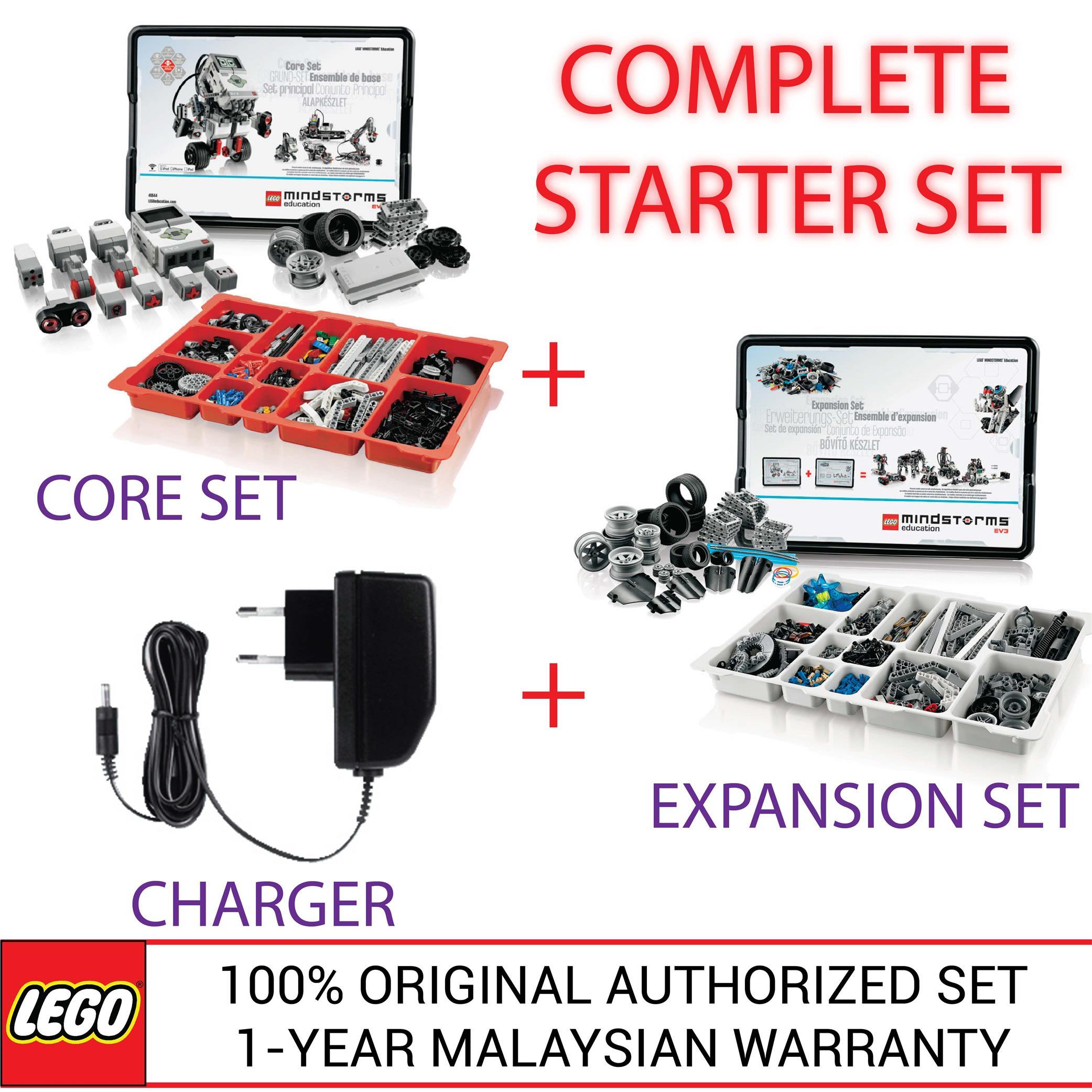 Lego Mindstorms Ev3 Core Set Expa End 12222018 115 Pm
