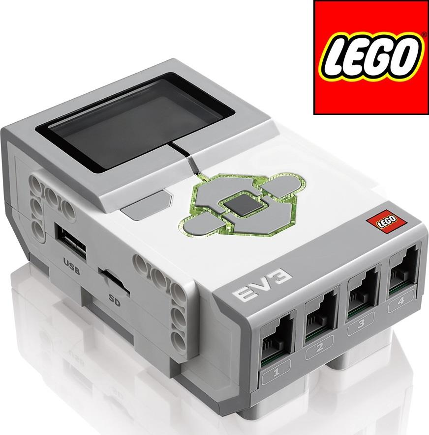 LEGO Mindstorms EV3 Intelligent Brick [ WallE Grocery @ RoboTiCa ]