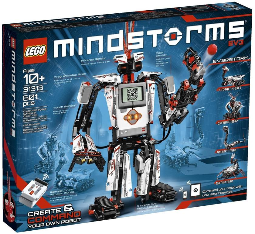 LEGO MINDSTORMS EV3 ROBOTICS (31313 (end 11/4/2017 10:39 PM)