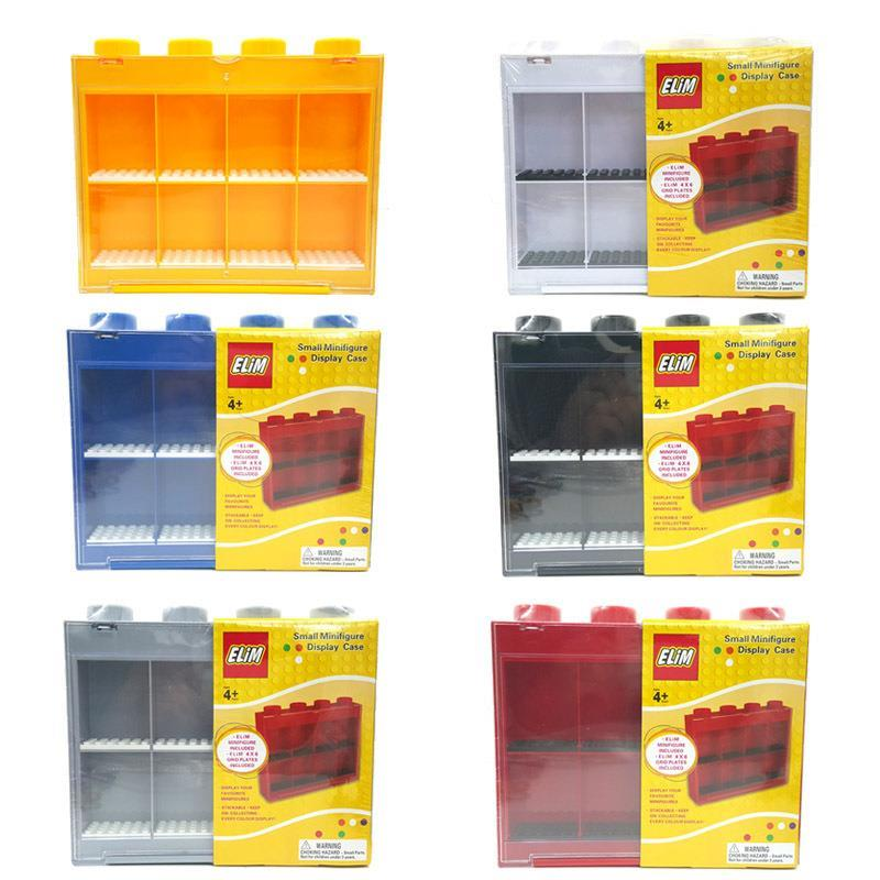 Genoeg LEGO Minifigure Display Case Small (end 11/15/2019 6:15 PM) &ZY17