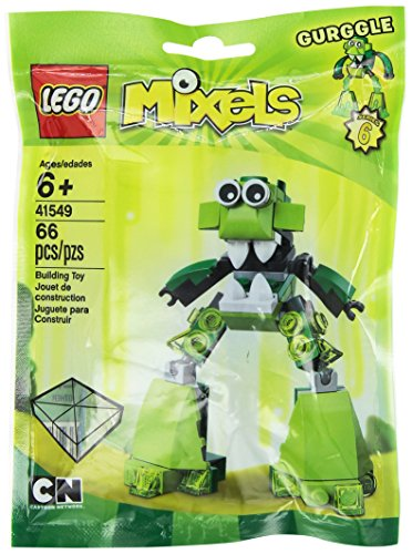 LEGO Mixels Mixel Gurggle 41549 Building Kit