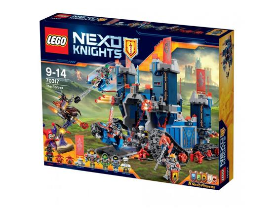 LEGO NEXO KNIGHTS™  The Fortrex 70317