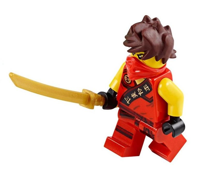 lego ninjago kai sleeveless minifigur end 4 5 2019 9 15 am. Black Bedroom Furniture Sets. Home Design Ideas