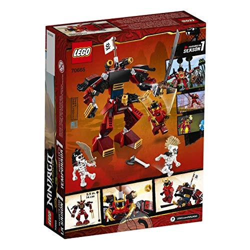 LEGO NINJAGO Legacy Samurai Mech 706 (end 3/4/2021 12:00 AM)