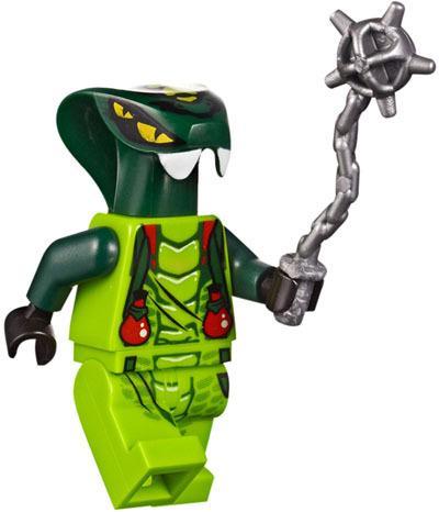 LEGO Ninjago Snake Villain SPITTA Mi (end 7/8/2019 10:15 PM)