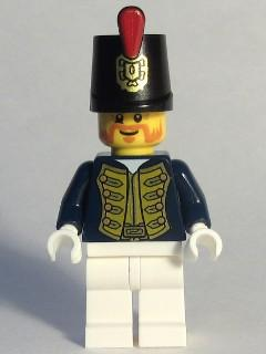 lego pirate imperial governor minifigure new - Lego Pirate