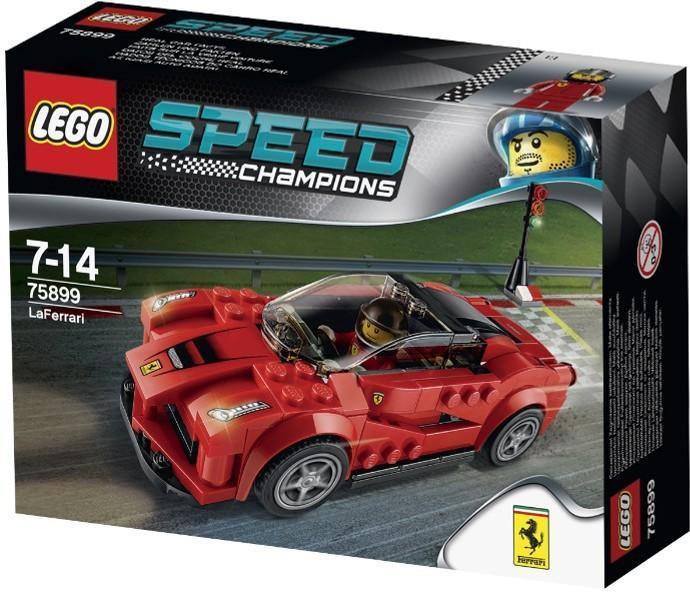 lego speed champions laferrari 75899 end 6 4 2019 7 15 am. Black Bedroom Furniture Sets. Home Design Ideas