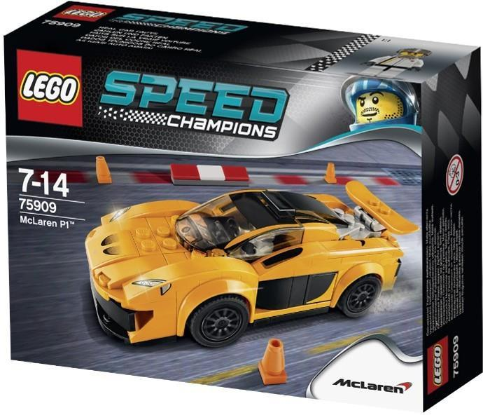 lego speed champions mclaren p1 7590 end 6 4 2019 8 15 am. Black Bedroom Furniture Sets. Home Design Ideas